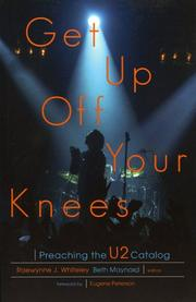 Cover of: Get up off your knees |