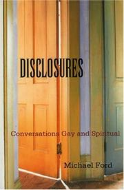 Cover of: Disclosures | Ford, Michael