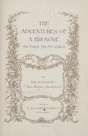 Cover of: The adventures of a brownie