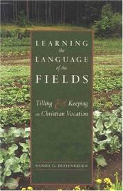 Cover of: Learning the Language of the Fields