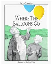 Cover of: Where the balloons go