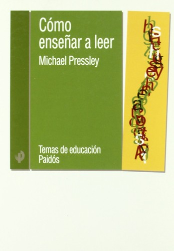 Como Ensenar a Leer by Michael Pressley