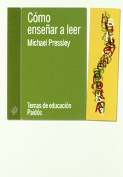 Cover of: Como Ensenar a Leer | Michael Pressley