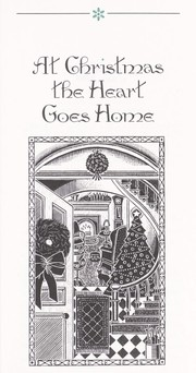 Cover of: At Christmas the heart goes home