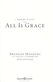 Cover of: All is grace
