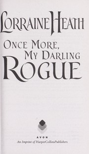 Cover of: Once more, my darling rogue