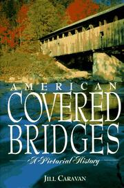Cover of: American Covered Bridges
