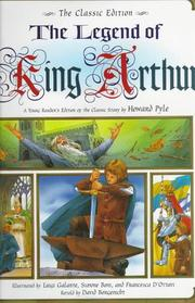 Cover of: The legend of King Arthur