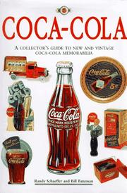 Cover of: Coca-Cola | Randy Schaeffer