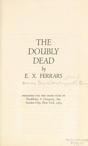 Cover of: The doubly dead