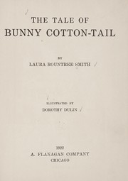 Cover of: The tale of Bunny Cotton-tail