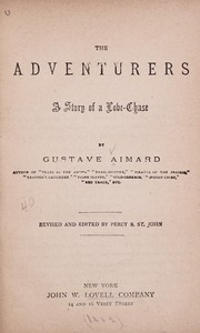 Cover of: The adventurers