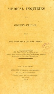 Cover of: Medical inquiries and observations [vol. 2]