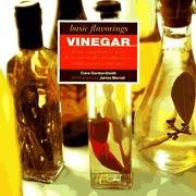 Cover of: Vinegars