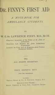 Cover of: Dr. Finny