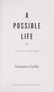 Cover of: A possible life