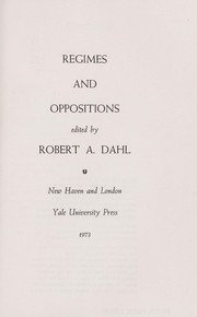 Cover of: Regimes and oppositions