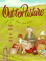 Cover of: Out to pasture
