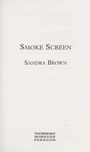 Cover of: Smoke screen | Sandra Brown