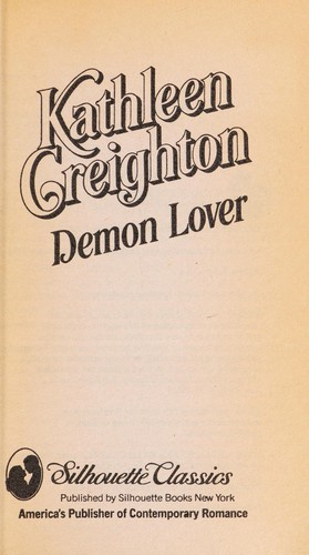 Demon Lover by Kathleen Creighton