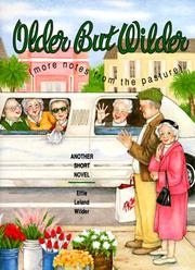 Cover of: Older but wilder
