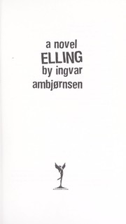 Cover of: Elling