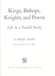 Cover of: Kings, bishops, knights, and pawns
