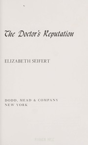 Cover of: The doctor's reputation