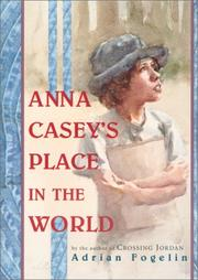 Cover of: Anna Casey's place in the world