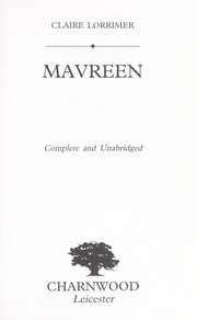 Cover of: Mavreen