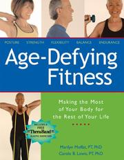 Cover of: Age-defying fitness