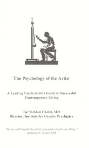 Cover of: The psychology of the artist : a leading psychiatrist's guide to successful contemporary living |