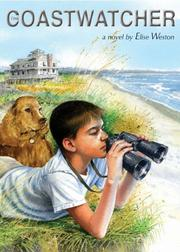 Cover of: The Coastwatcher (Peachtree Junior Publication)