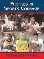 Cover of: Profiles in sports courage | Ken Rappoport