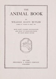 Cover of: The animal book