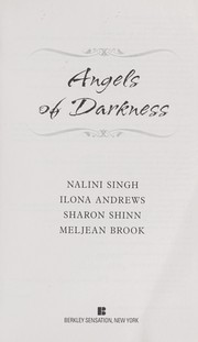 Cover of: Angels of Darkness