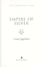 Cover of: Empire of silver | Conn Iggulden