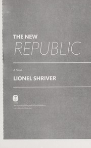 Cover of: The new republic