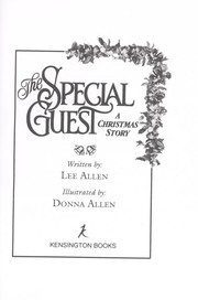 Cover of: The special guest