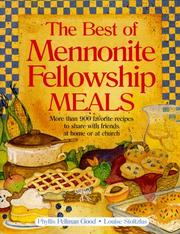 Cover of: The Best of Mennonite fellowship meals