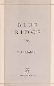 Cover of: Blue Ridge