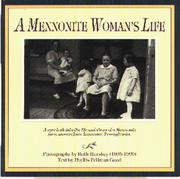 Cover of: A Mennonite woman's life