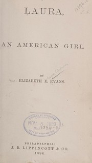 Cover of: Laura | Elizabeth Edson Gibson Evans