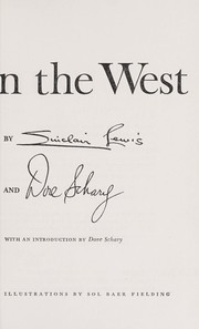 Cover of: Storm in the West