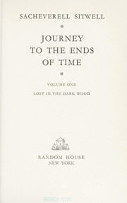 Cover of: Journey to the ends of time