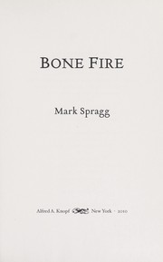 Cover of: Bone fire