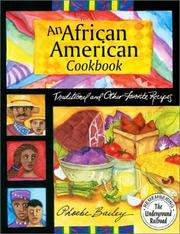 Cover of: An African American Cookbook