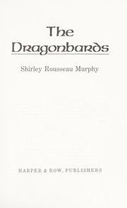 Cover of: The dragonbards
