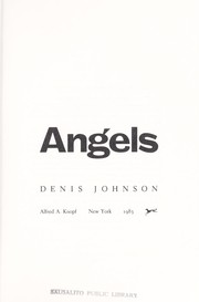 Cover of: Angels | Denis Johnson