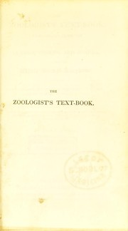 Cover of: The zoologist